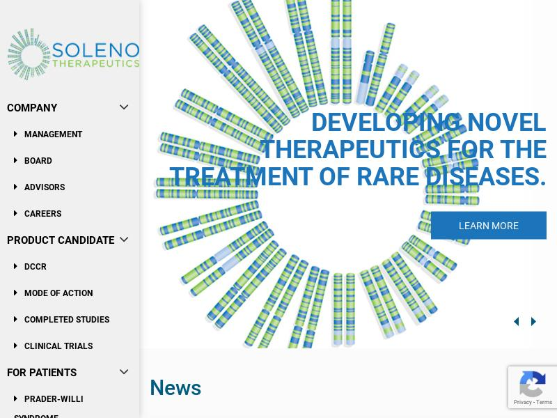 Soleno Therapeutics, Inc. Gains 28.57%