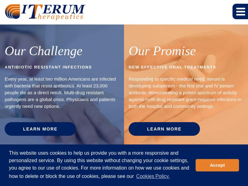 Iterum Therapeutics plc Made Big Gain
