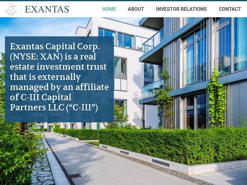 Exantas Capital Corp. Gains 51.78%