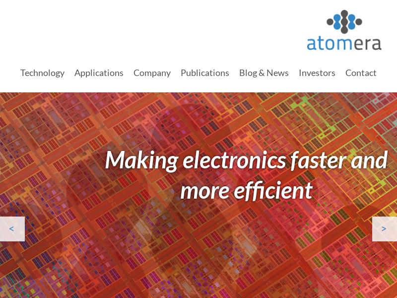 Atomera Incorporated Made Headway