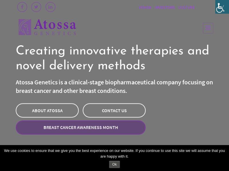 Atossa Therapeutics, Inc. Recorded Big Gain