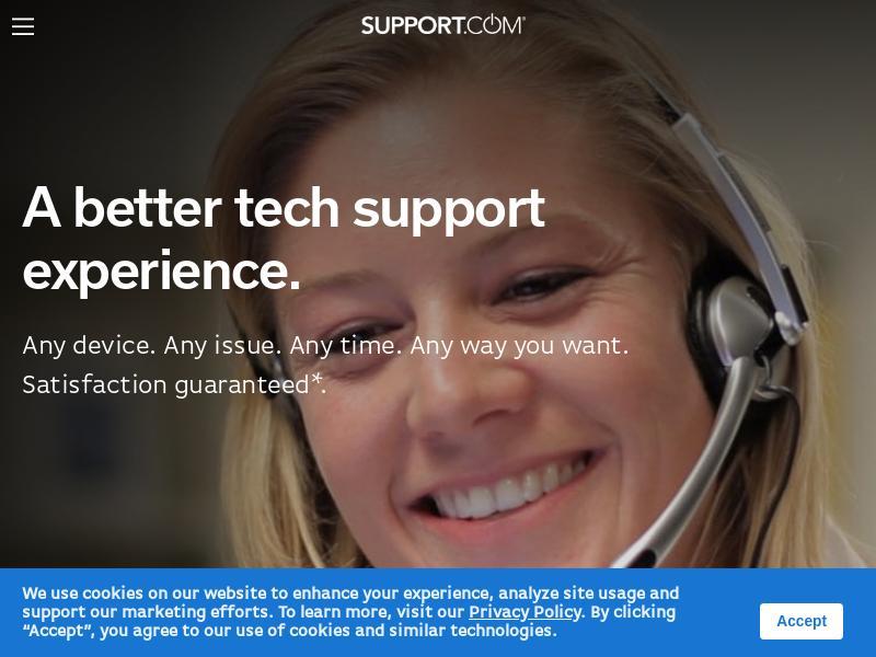 Support.com, Inc. Made Big Gain