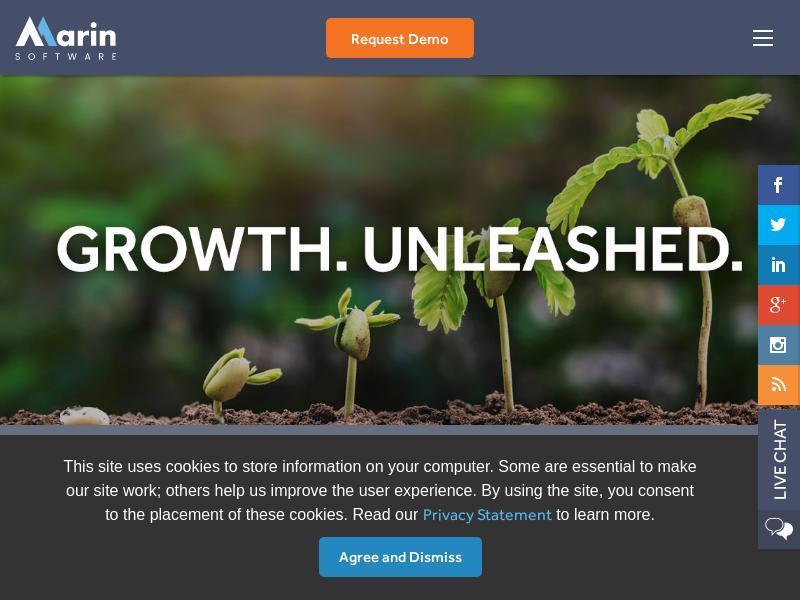 Marin Software Incorporated Soared