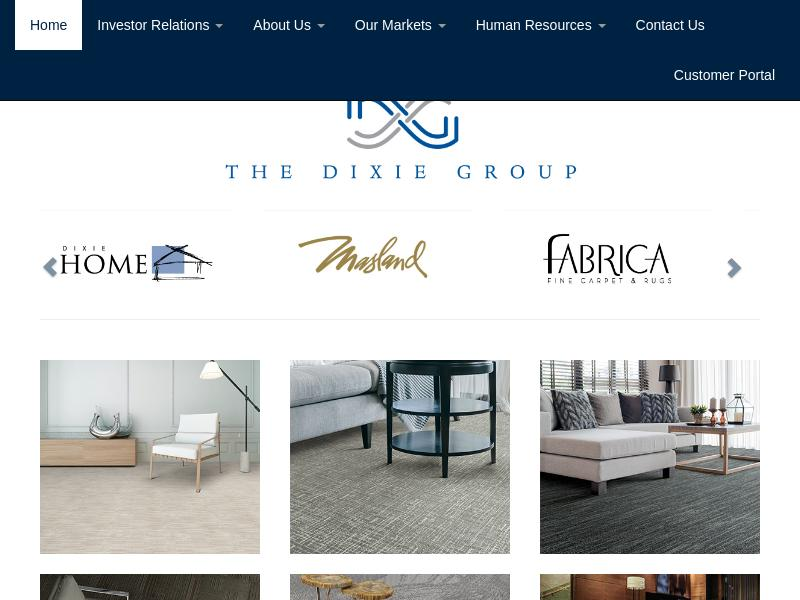 Big Move For The Dixie Group, Inc.