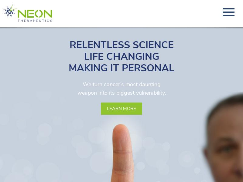Neon Therapeutics, Inc. Made Headway