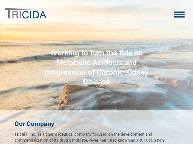Tricida, Inc. Gains 28.83%
