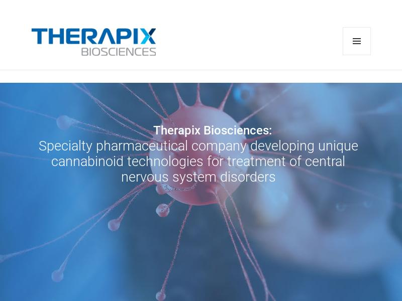 Therapix Biosciences Ltd. Skyrocketed