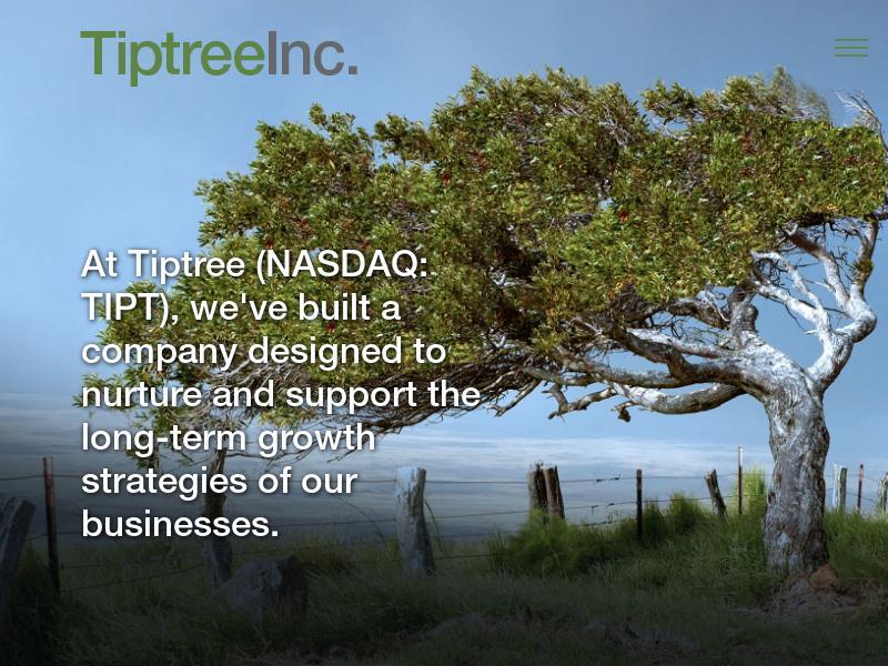 Tiptree Inc. Gains 26.85%
