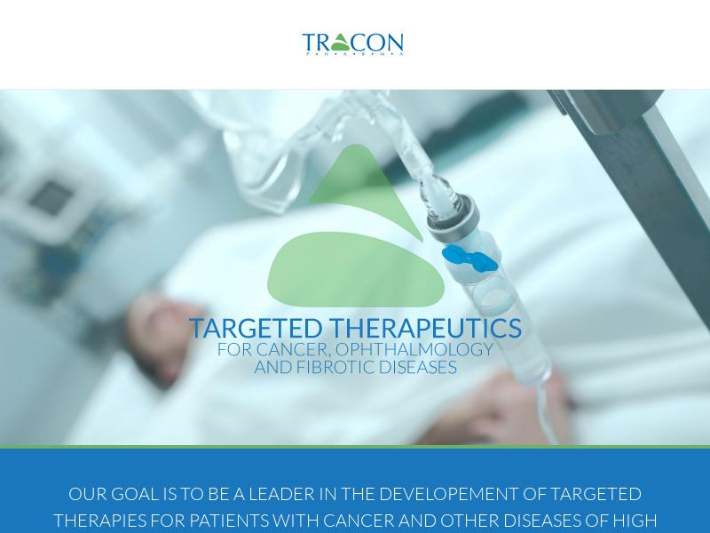 Big Move For TRACON Pharmaceuticals, Inc.