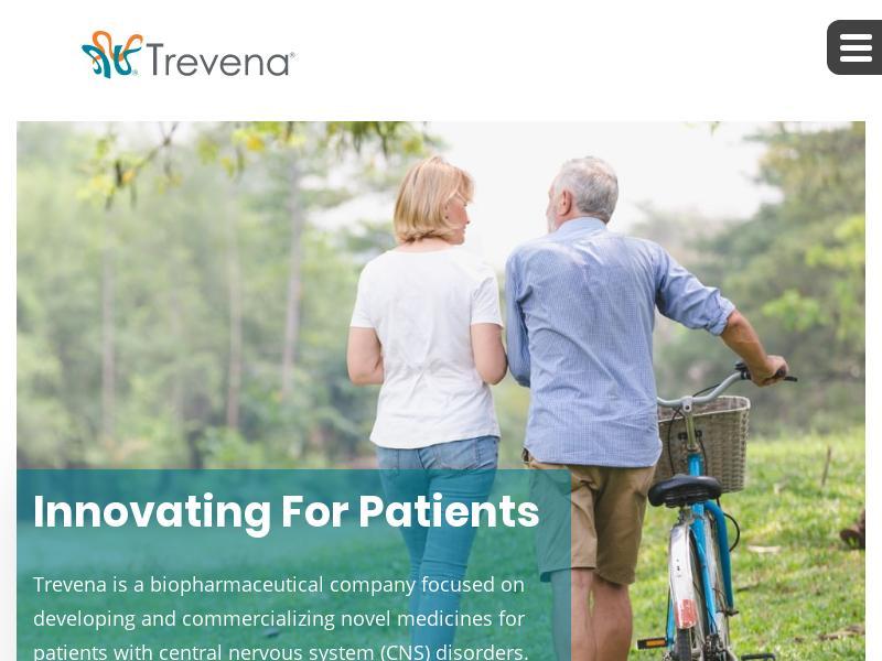 A Win For Trevena, Inc.