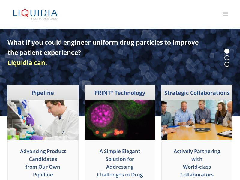 A Day Up For Liquidia Technologies, Inc.