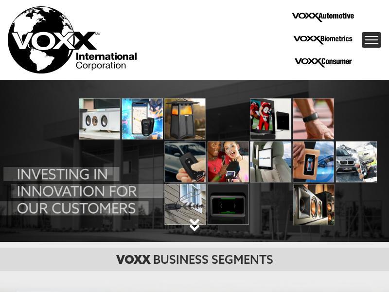 VOXX International Corporation Gains 57.69%