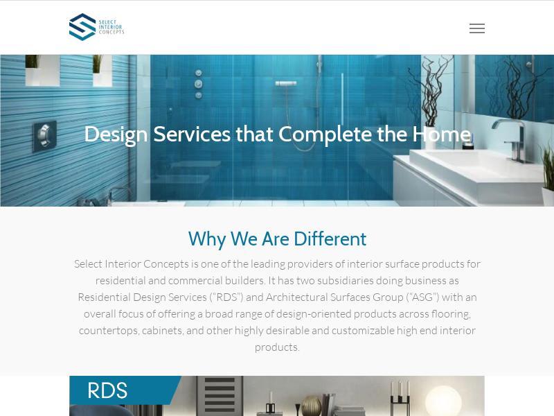 Big Move For Select Interior Concepts, Inc.