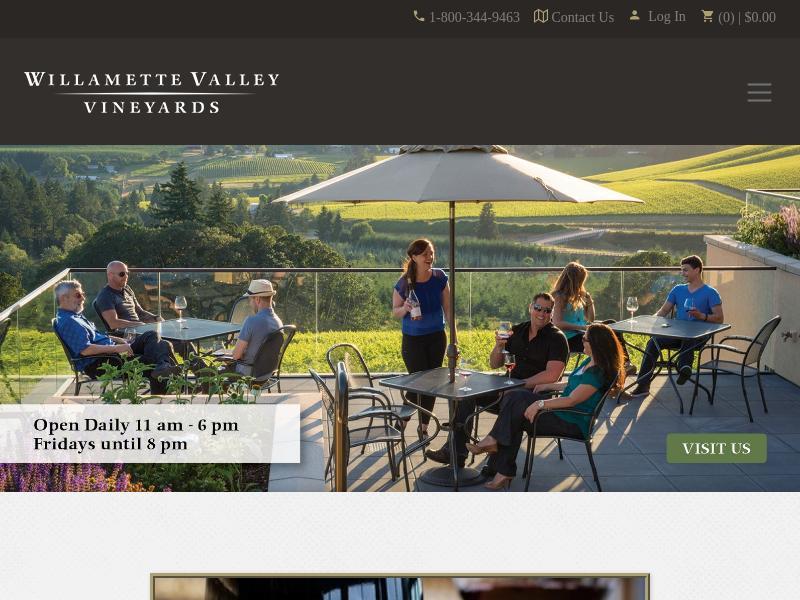 Willamette Valley Vineyards, Inc. Recorded Big Gain