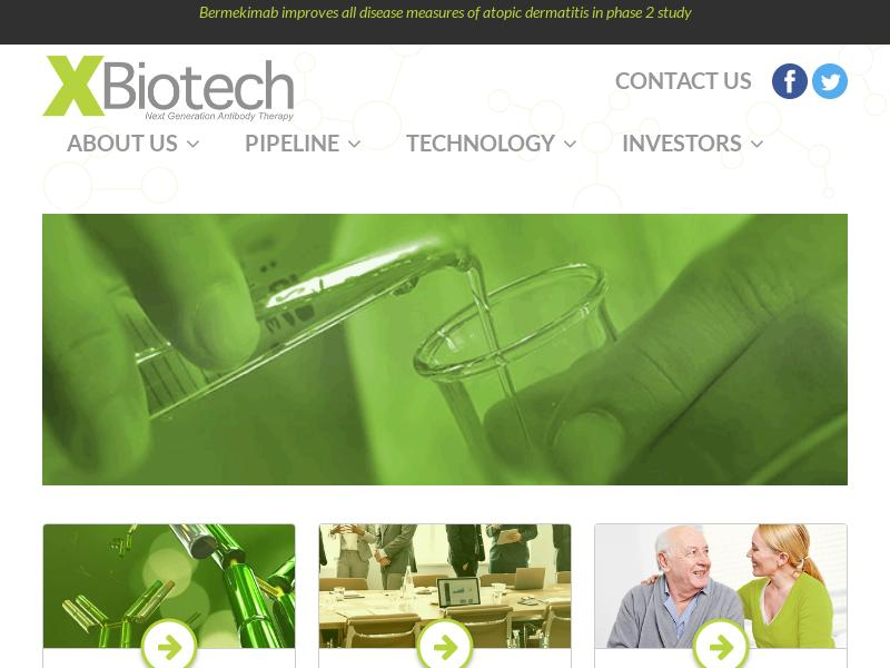 XBiotech Inc. Soared