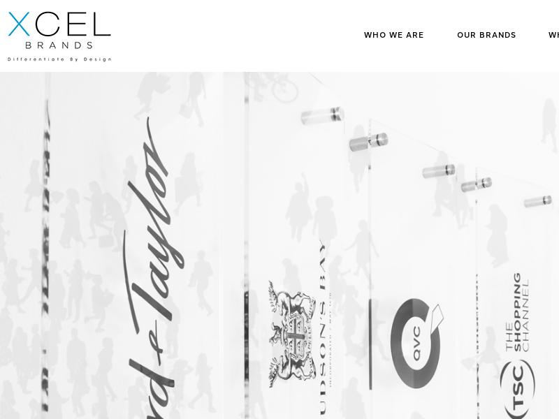 Big Move For Xcel Brands, Inc.