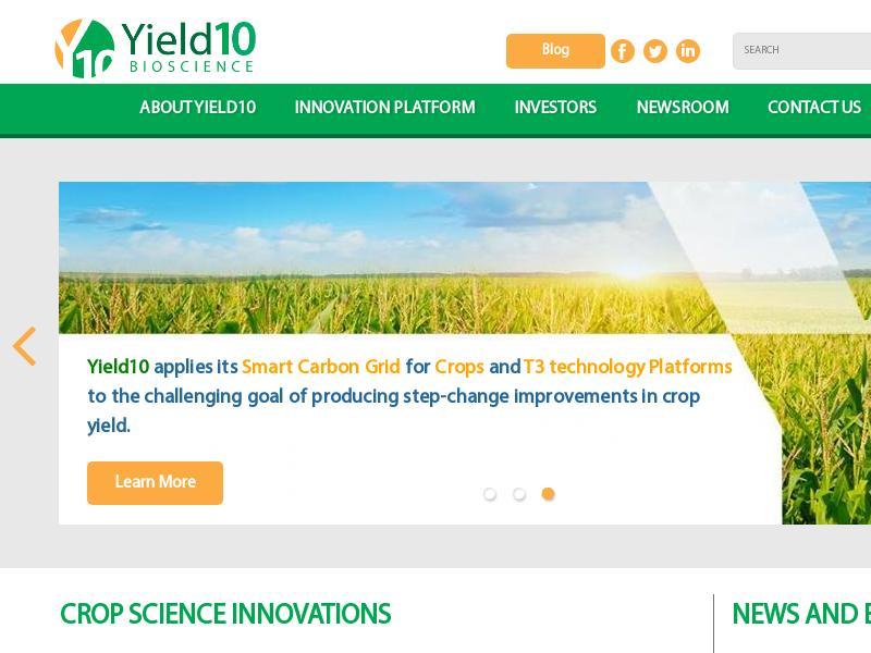 Yield10 Bioscience, Inc. Made Headway