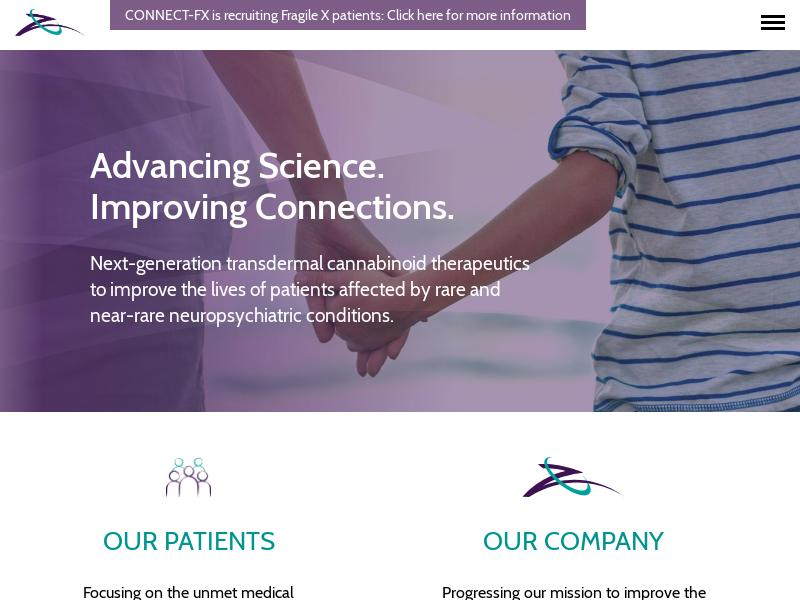 A Day Up For Zynerba Pharmaceuticals, Inc.