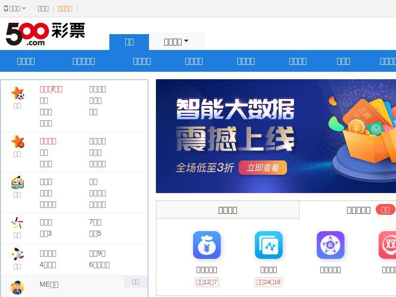 500.com Limited Gains 20.9%