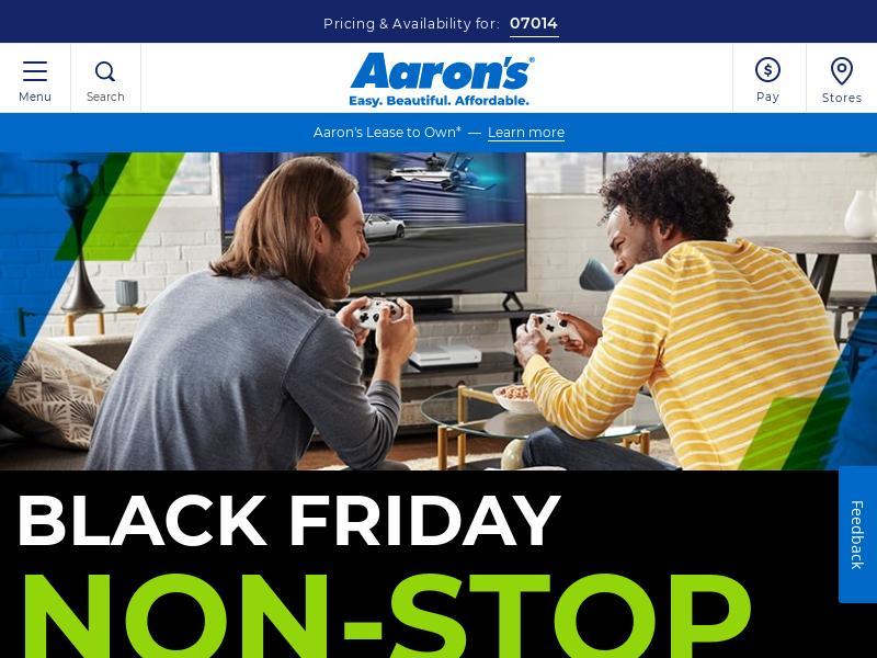 Aaron's, Inc. Made Headway