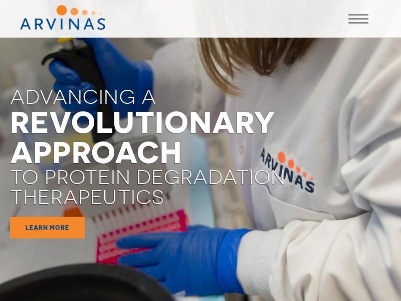 Arvinas, Inc. Gains 95.06%