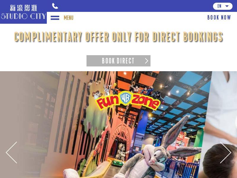 Studio City International Holdings Limited Made Big Gain