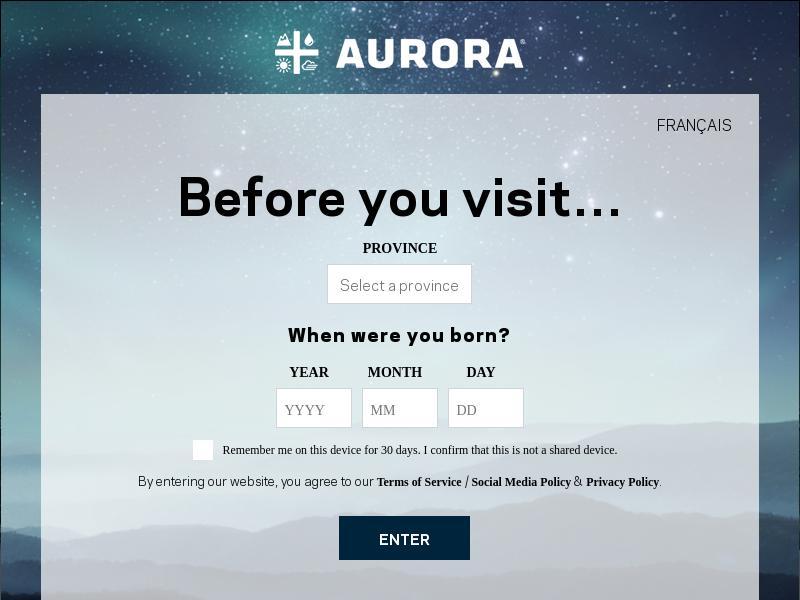 Big Gain For Aurora Cannabis Inc.