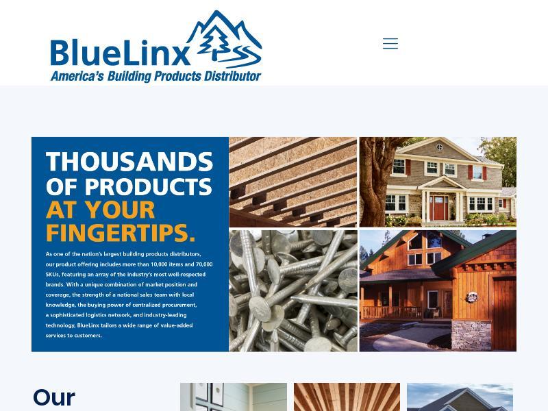 BlueLinx Holdings Inc. Gains 40.69%
