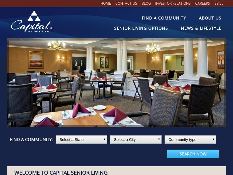 Capital Senior Living Corporation Gains 24.81%