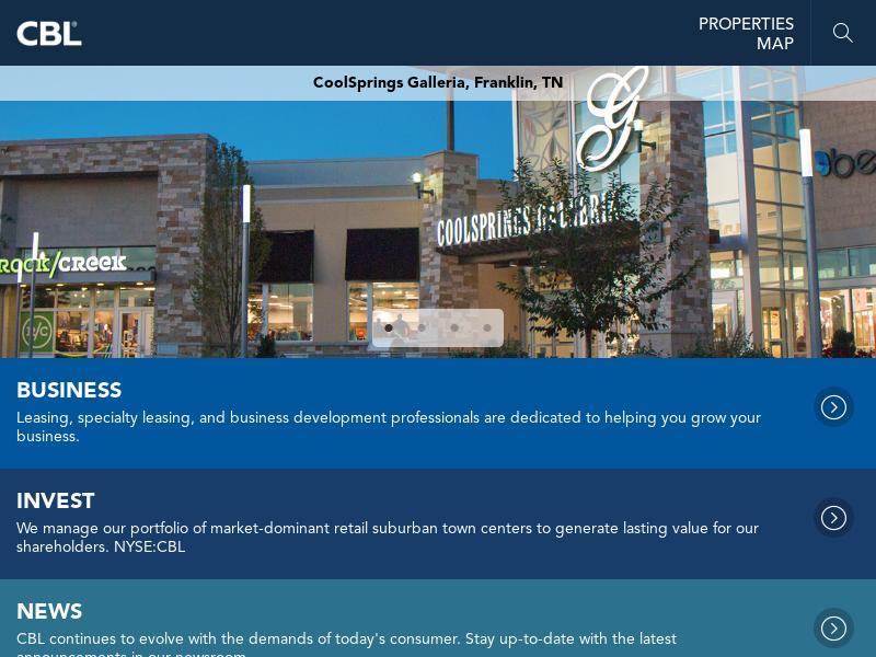 CBL & Associates Properties, Inc. Gains 26.32%