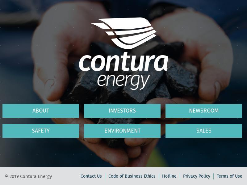 Contura Energy, Inc. Made Big Gain