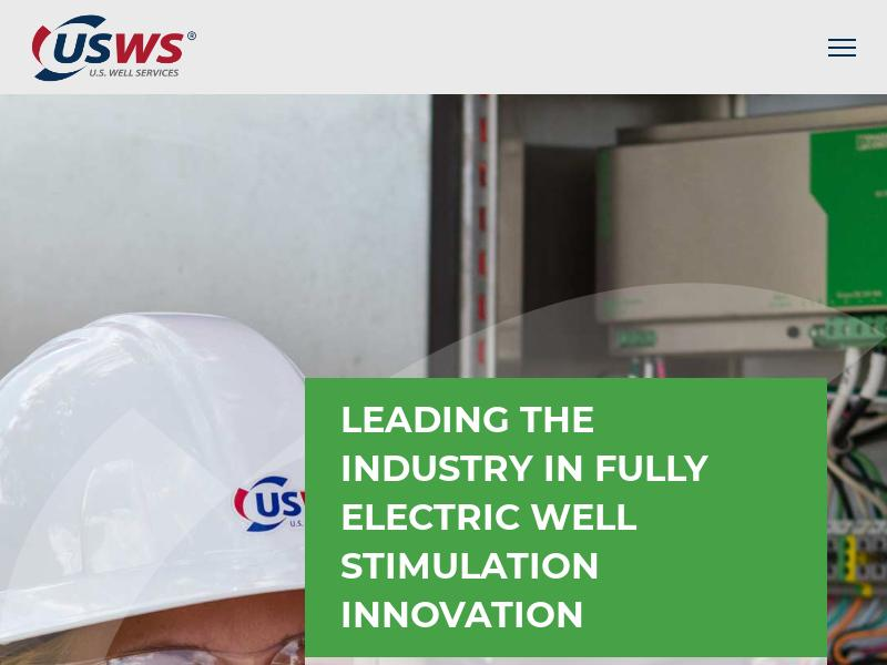 U.S. Well Services, Inc. Gains 35.87%