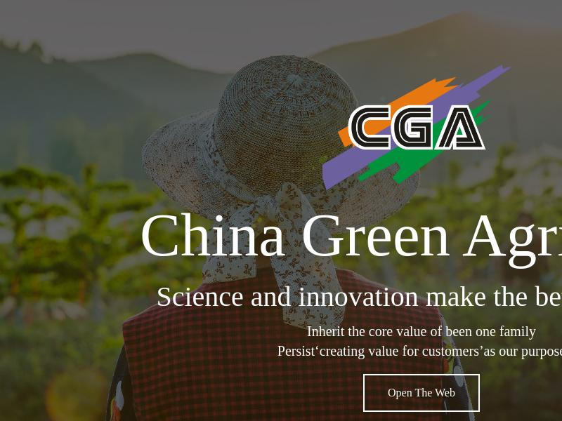 China Green Agriculture, Inc. Gains 27.72%