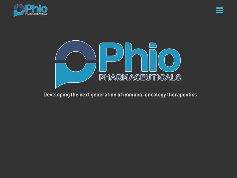 Phio Pharmaceuticals Corp. Gains 36.16%