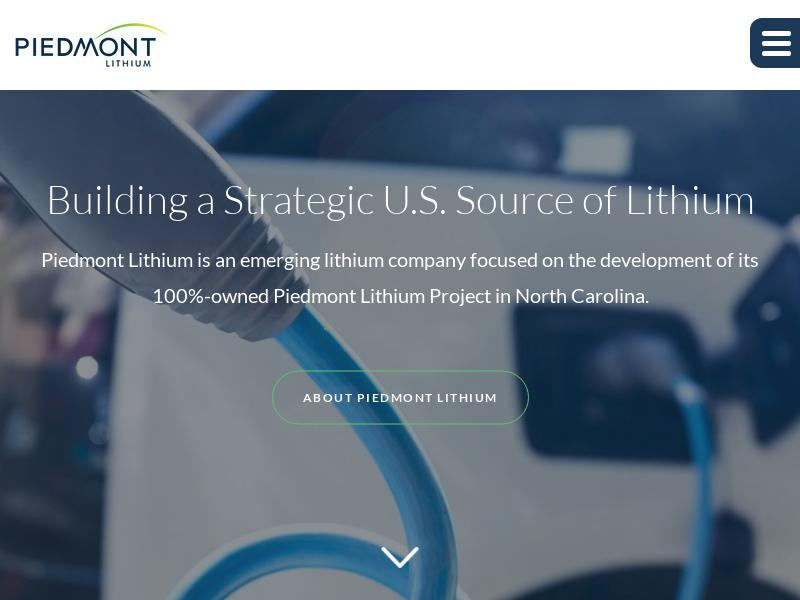 Piedmont Lithium Limited Recorded Big Gain