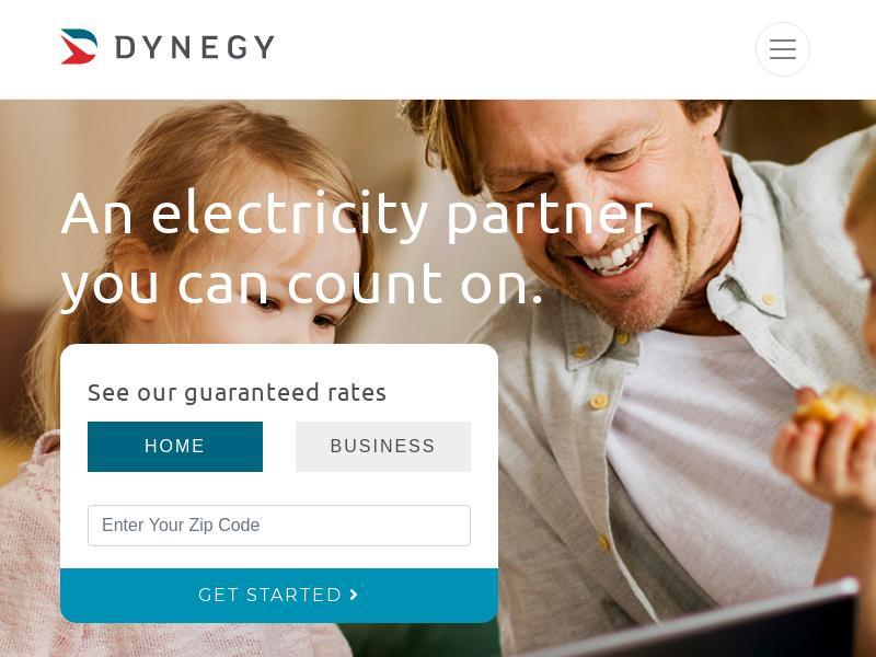 Dynegy Inc. Gains 25.79%