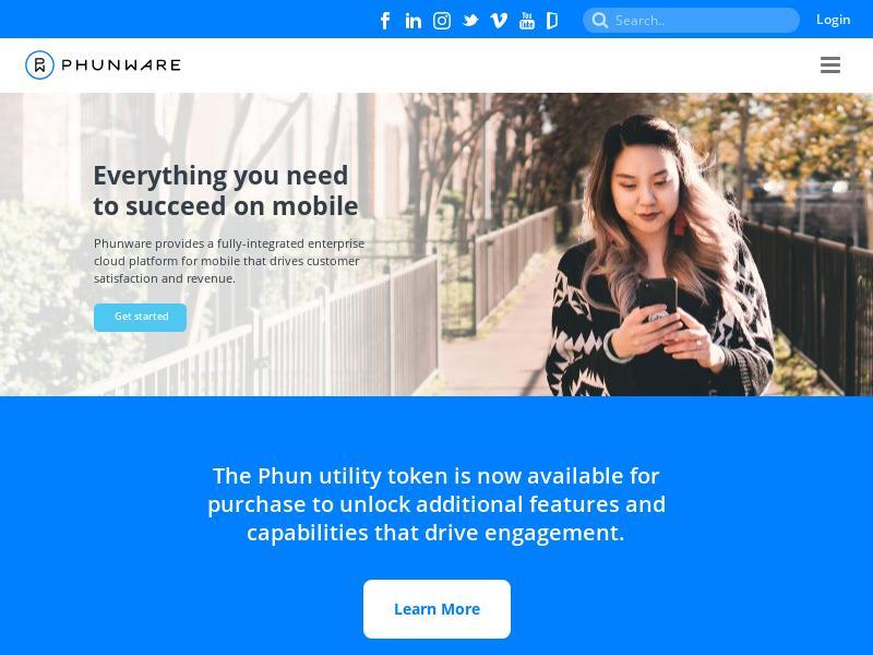 Phunware, Inc. Gains 33.79%