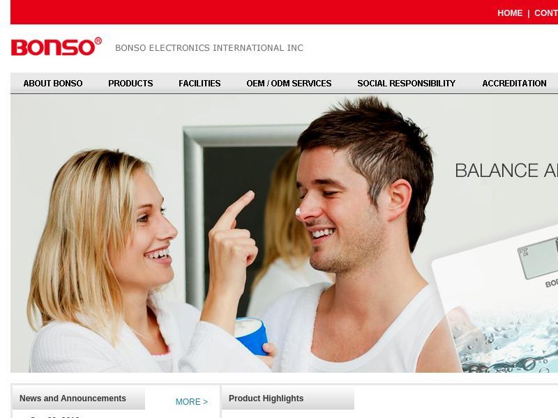 Bonso Electronics International Inc. Made Headway