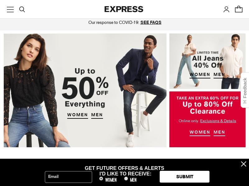 Express, Inc. Gains 63.82%