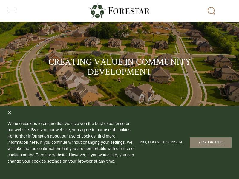 Forestar Group Inc. Made Big Gain