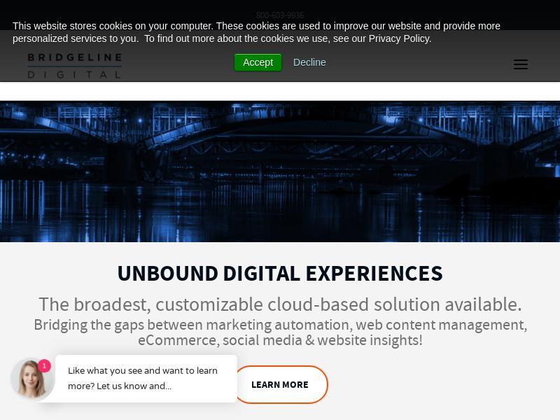 Big Move For Bridgeline Digital, Inc.