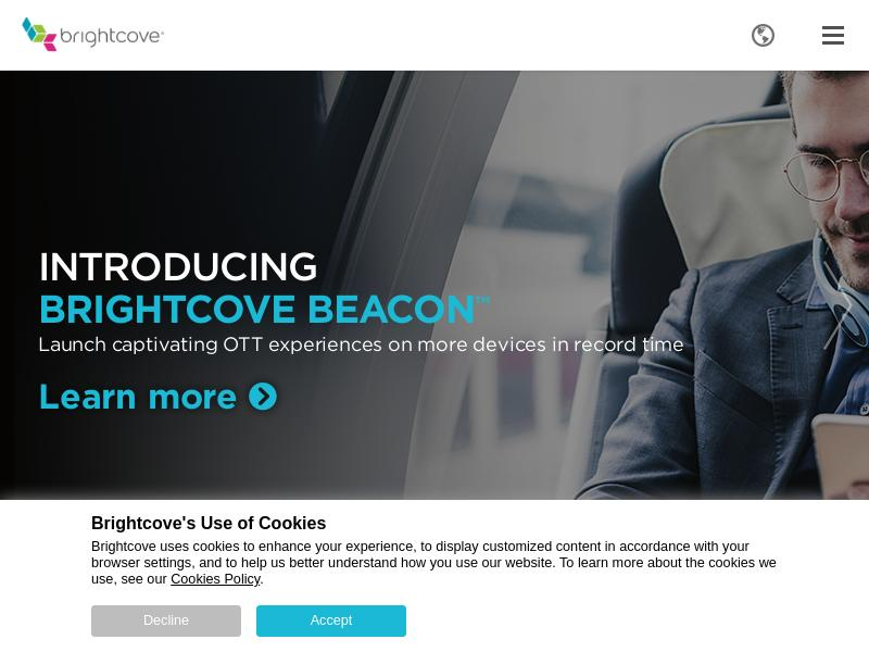 A Day Up For Brightcove Inc.