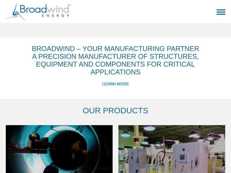 A Win For Broadwind Energy, Inc.