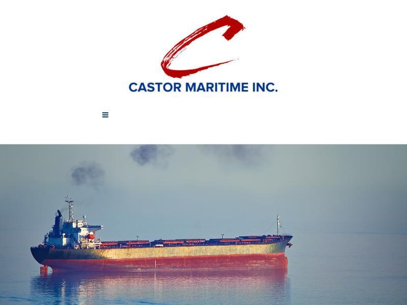 Castor Maritime Inc. Gains 30.77%