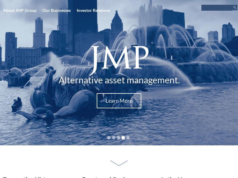 A Win For JMP Group LLC