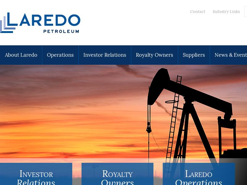 Big Move For Laredo Petroleum, Inc.