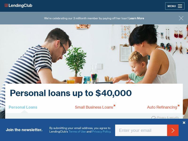 LendingClub Corporation Gains 47.82%