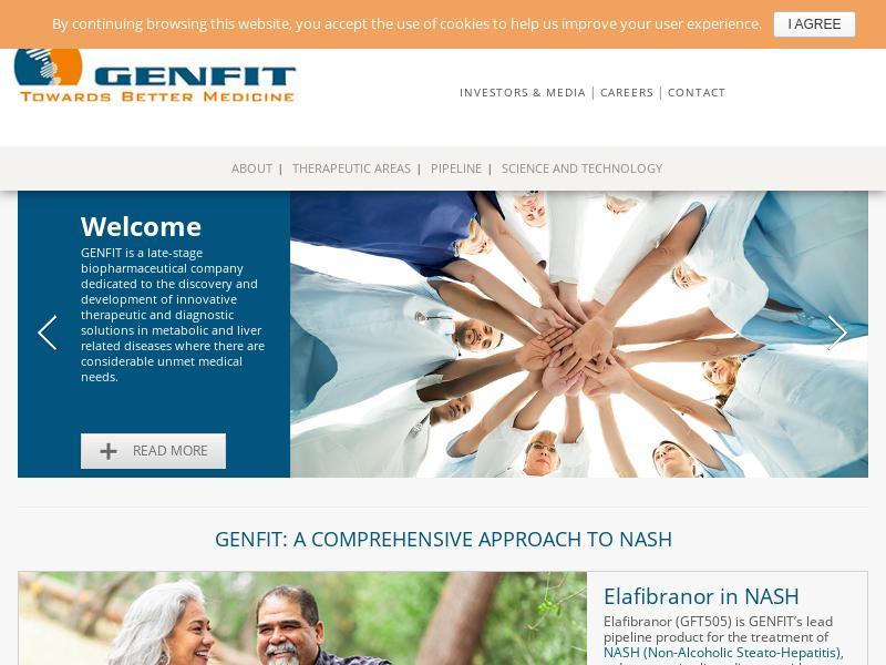 Big Move For Genfit SA