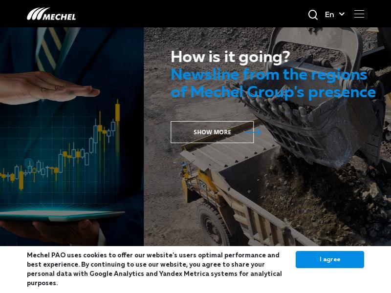 Big Gain For Mechel PAO