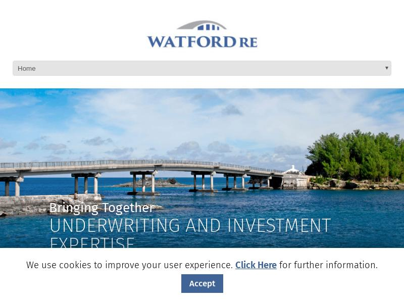 Watford Holdings Ltd. Gains 24.79%